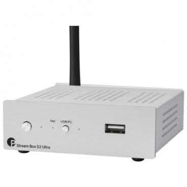 Сетевой аудиоплеер Pro-Ject Stream Box S2 Ultra Сетевой аудио транспорт