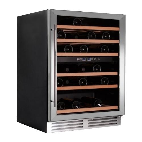 Встраиваемый винный шкаф Dunavox DX-51.150DSK