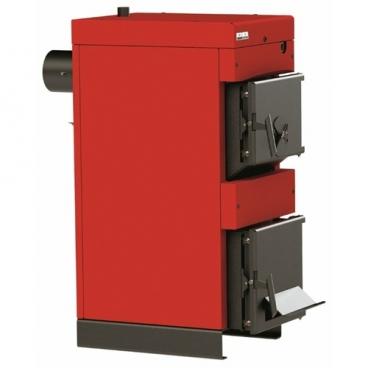 Твердотопливный котел Burnit WB 25 25 кВт одноконтурный