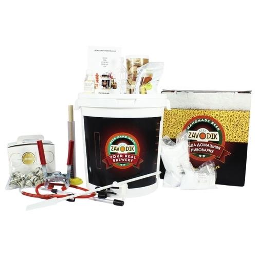 Мини-пивоварня Beer Zavodik Premium,