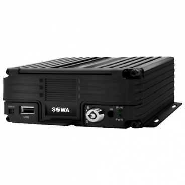 Видеорегистратор SOWA MVR 104G4G, без камеры, GPS, ГЛОНАСС