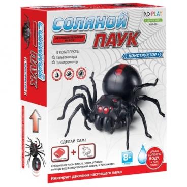 Электромеханический конструктор ND Play На энергии соленой воды 271123 Соляной паук
