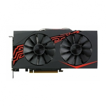 Видеокарта ASUS Radeon RX 570 1244Mhz PCI-E 3.0 4096Mb 7000Mhz 256 bit DVI HDMI HDCP Expedition