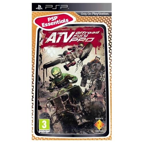 ATV Offroad Fury Pro