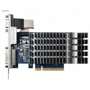 Видеокарта ASUS GeForce GT 710 954MHz PCI-E 2.0 2048MB 1800MHz 64 bit DVI HDMI HDCP