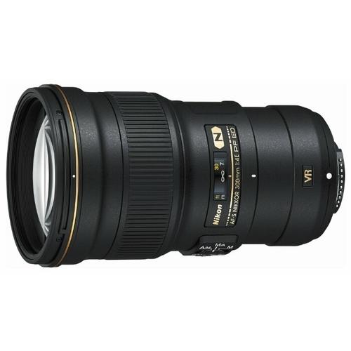 Объектив Nikon 300mm f/4E PF ED VR AF-S Nikkor