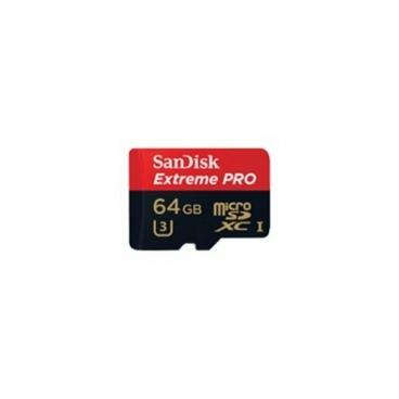 Карта памяти SanDisk Extreme Pro microSDXC UHS Class 3