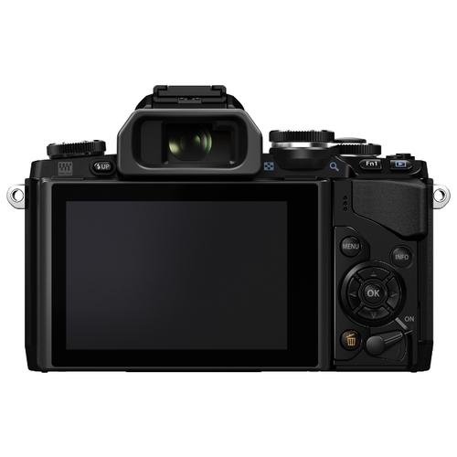 Фотоаппарат Olympus OM-D E-M10 Body