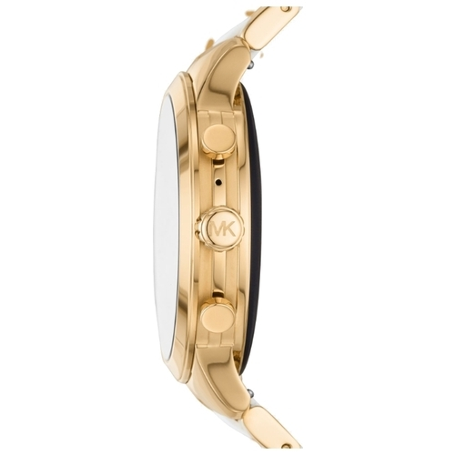 Часы MICHAEL KORS Access Runway Gold-Tone and Silicone