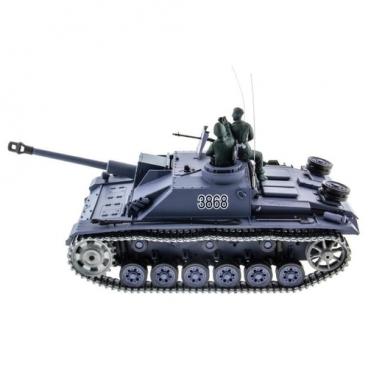 Танк Heng Long Sturmgeschutz III (3868-1PRO) 1:16 52 см