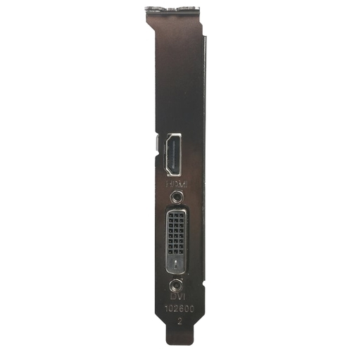 Видеокарта ZOTAC GeForce GT 1030 1227Mhz PCI-E 3.0 2048Mb 6008Mhz 64 bit DVI HDMI HDCP