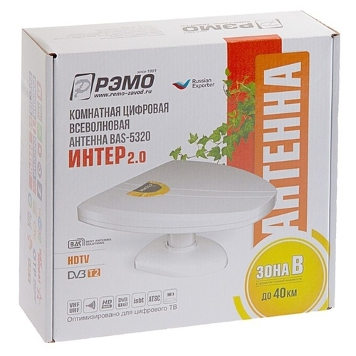 Антенна РЭМО BAS-5320-DX Интер 2.0