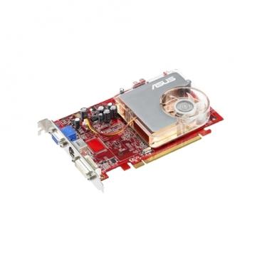 Видеокарта ASUS Radeon X1600 Pro 500Mhz PCI-E 256Mb 780Mhz 128 bit DVI TV