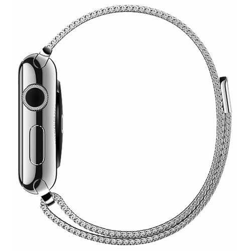 Часы Apple Watch 38mm with Milanese Loop