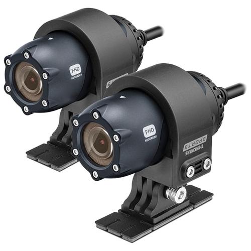 Видеорегистратор Thinkware Sports M1, 2 камеры, GPS