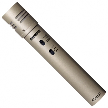 Микрофон Shure KSM137/SL