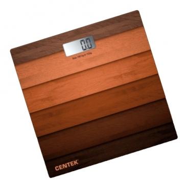 Весы CENTEK CT-2420 Коричневый