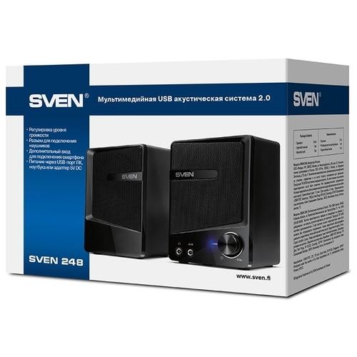 Компьютерная акустика SVEN 248
