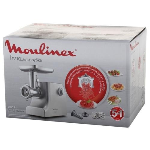 Мясорубка Moulinex ME856D32