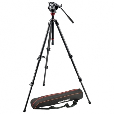 Штатив Manfrotto 755CX3/MVH500AH