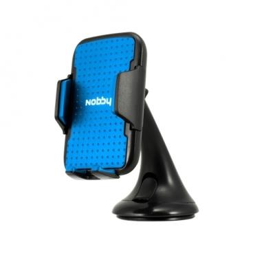 Держатель с беспроводной зарядкой Nobby Practic NBP-WH-10-02