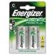 Аккумулятор Ni-Mh 2500 мА·ч Energizer Accu Recharge Power Plus C