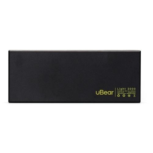Аккумулятор uBear Light 3000