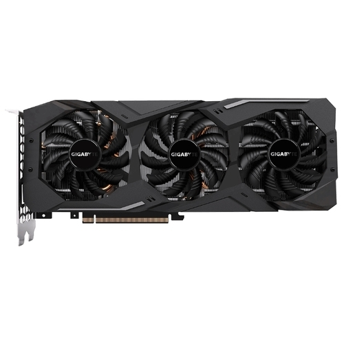 Видеокарта GIGABYTE GeForce RTX 2080 1710MHz PCI-E 3.0 8192MB 14000MHz 256 bit HDMI HDCP WINDFORCE