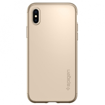 Чехол Spigen Thin Fit 360 для Apple iPhone X/Xs