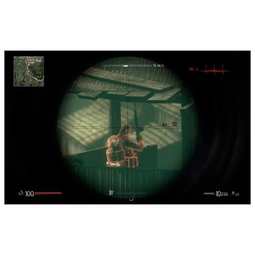 Снайпер. Воин-призрак