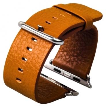 G-Case Ремешок кожаный для Apple Watch 38мм (классическая пряжка)