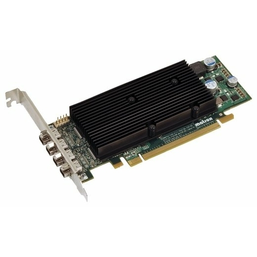 Видеокарта Matrox M9148 PCI-E 1024Mb 128 bit Low Profile