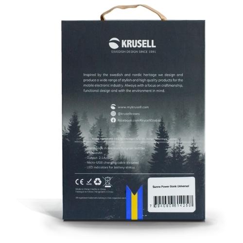 Аккумулятор Krusell Sunne
