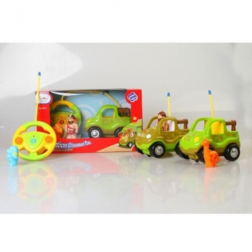 Внедорожник Shenzhen Toys 72933 Cartoon Dinosaur car 1:5
