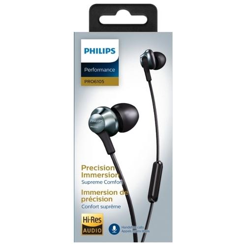 Наушники Philips PRO6105