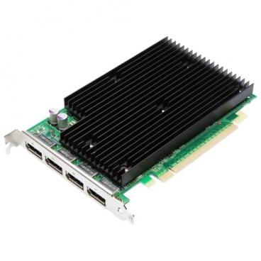 Видеокарта HP Quadro NVS 450 480Mhz PCI-E 2.0 512Mb 1400Mhz 128 bit