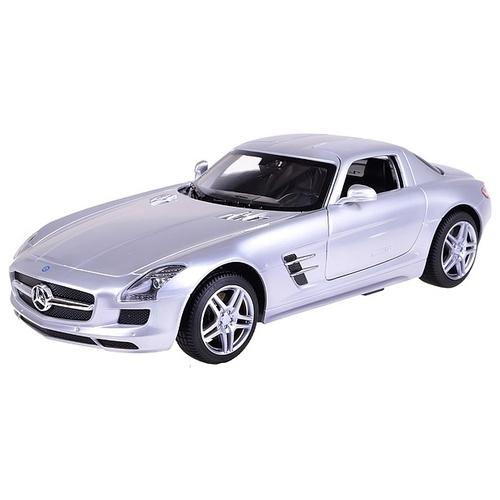Легковой автомобиль Rastar Mercedes-Benz SLS AMG (40100) 1:24 19 см
