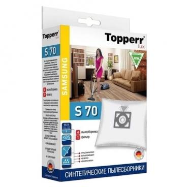 Topperr Синтетические пылесборники S70