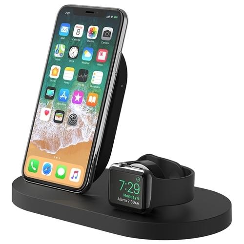 Док-станция универсальная Belkin BoostUp Wireless для iPhone + Apple Watch