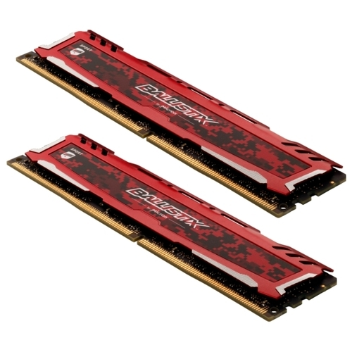 Оперативная память 8 ГБ 2 шт. Ballistix BLS2K8G4D32AESEK