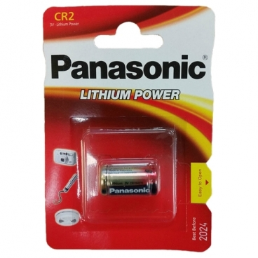 Батарейка Panasonic Lithium Power CR2