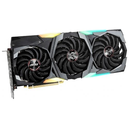 Видеокарта MSI GeForce RTX 2080 SUPER 1845MHz PCI-E 3.0 8192MB 15500MHz 256 bit HDMI HDCP GAMING X TRIO