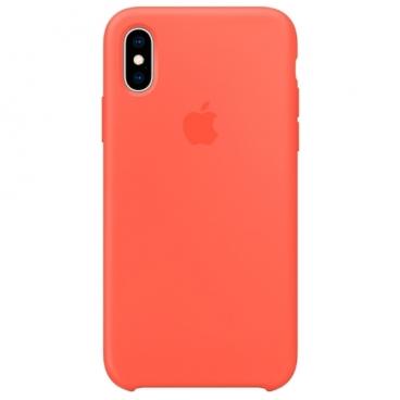 Чехол Apple силиконовый для Apple iPhone XS
