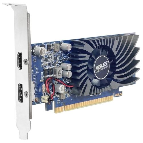 Видеокарта ASUS GeForce GT 1030 1228MHz PCI-E 3.0 2048MB 6008MHz 64 bit HDMI HDCP