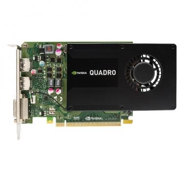 Видеокарта PNY Quadro K2200 PCI-E 2.0 4096Mb 128 bit DVI