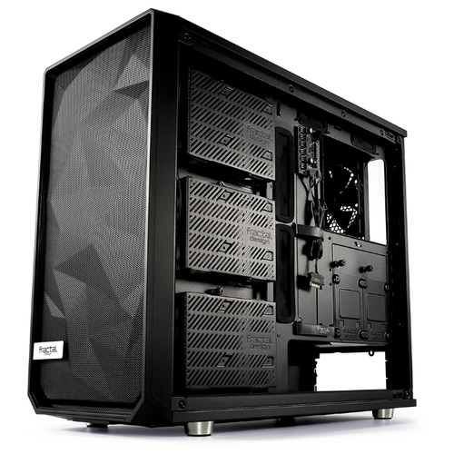 Компьютерный корпус Fractal Design Meshify S2 TG Dark