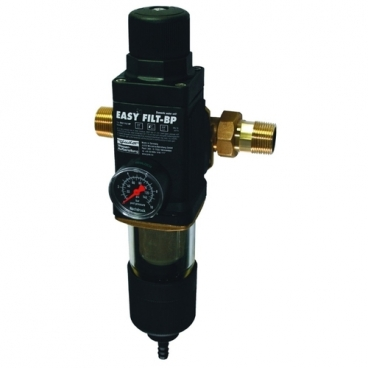 Фильтр механической очистки JUDO Easy Filt-BP муфтовый (НР/НР), с манометром