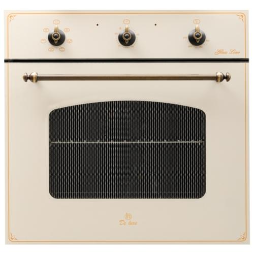 Электрический духовой шкаф Electronicsdeluxe 6006.03эшв-037