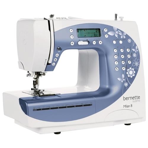 Швейная машина Bernina Bernette Milan 8