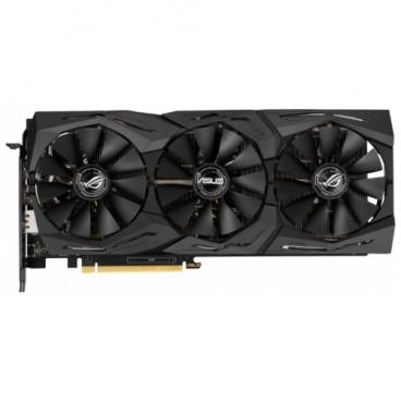 Видеокарта ASUS GeForce RTX 2060 1365MHz PCI-E 3.0 6144MB 14000MHz 192 bit 2xHDMI 2xDisplayPort HDCP STRIX GAMING OC